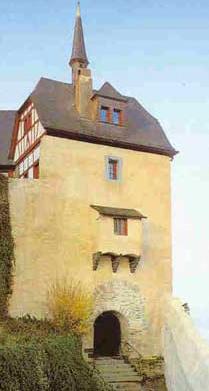 Marksburg Tor