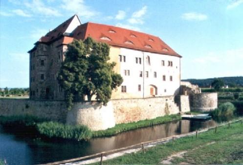 Schloss Heldrungen