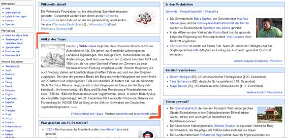Burg Wildenstein bei Wikipedia