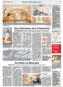 Sonderseite zu Schloss Blumenthal als PDF