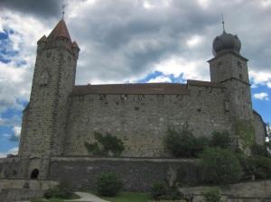 Roter und Blauer Turm