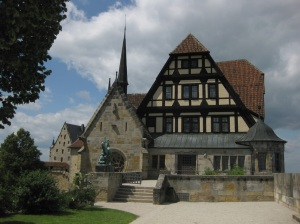 Fürstenbau von der Bastei aus gesehen
