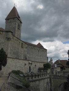 Torturm und steinerne Brücke