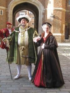 Gestatten: Heinrich, der Achte, und Kateryn Parr